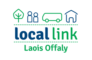 laois offally local link logo