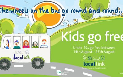 Kids go Free' with Local Link continues until 27th August