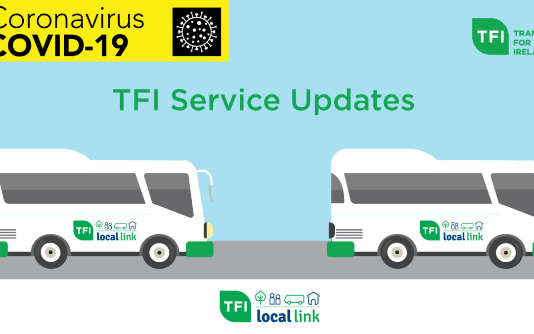 Local Link evening services on Door to Door routes (DRT) are suspended, effective immediately