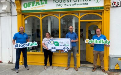 TFI Local Link Laois Offaly are delighted to announce the return of the Offaly Explorer Experience Bus Service for the summer.